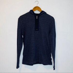 Michael Michael Kors men's hooded pullover top